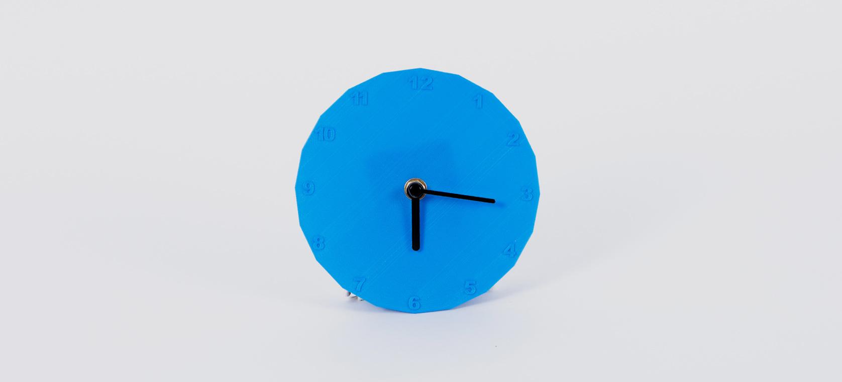 Battery Powered Clocks